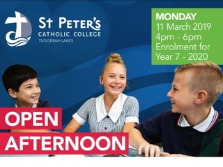 Is your child in YEAR 7 in 2020? We invite you to our Open Day.