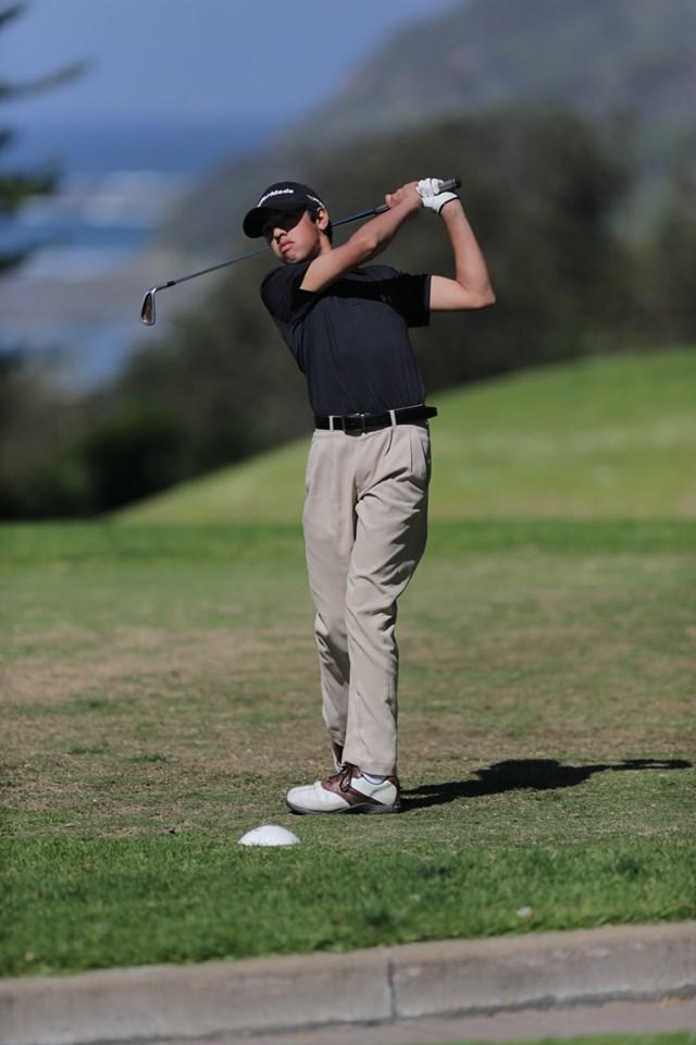 St Peter's Team Shine at the Broken Bay Golf Championships