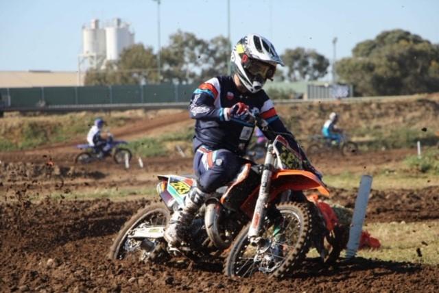 Motocross Australian Competition
