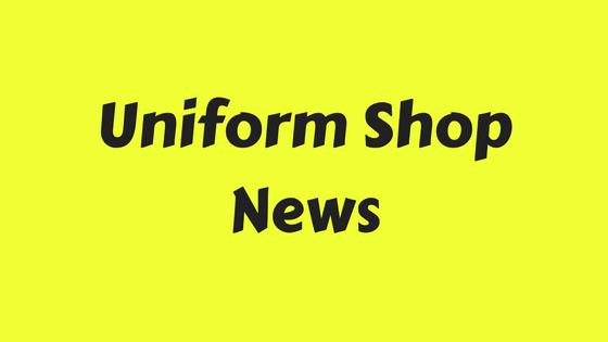 Uniform Shop Closure