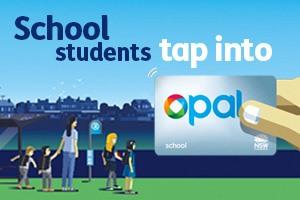 School Opal Cards