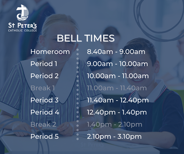 Bell Times